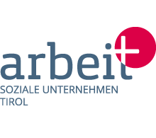 Logo: arbeit plus