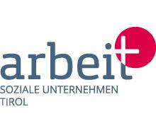 Logo: arbeit plus