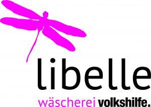 Logo Libelle Magenta