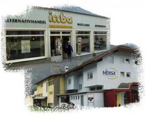 Foto vom Gebäude des gemeinnützigen Verein ISSBA