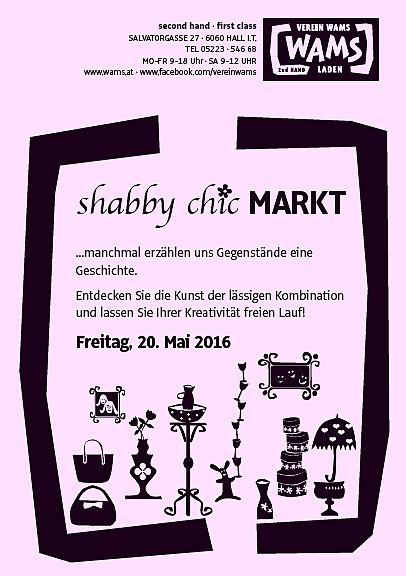 Plakat Shabby Chick